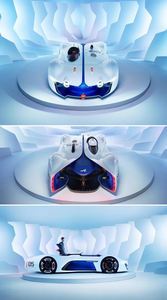 Le film « Alpine Vision Gran Turismo – Inspirations » 14884065270161