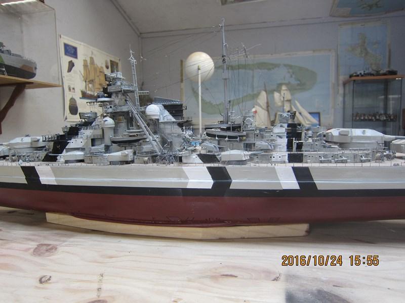 Bismarck 1/200 Hachette 148889IMG3868Copier