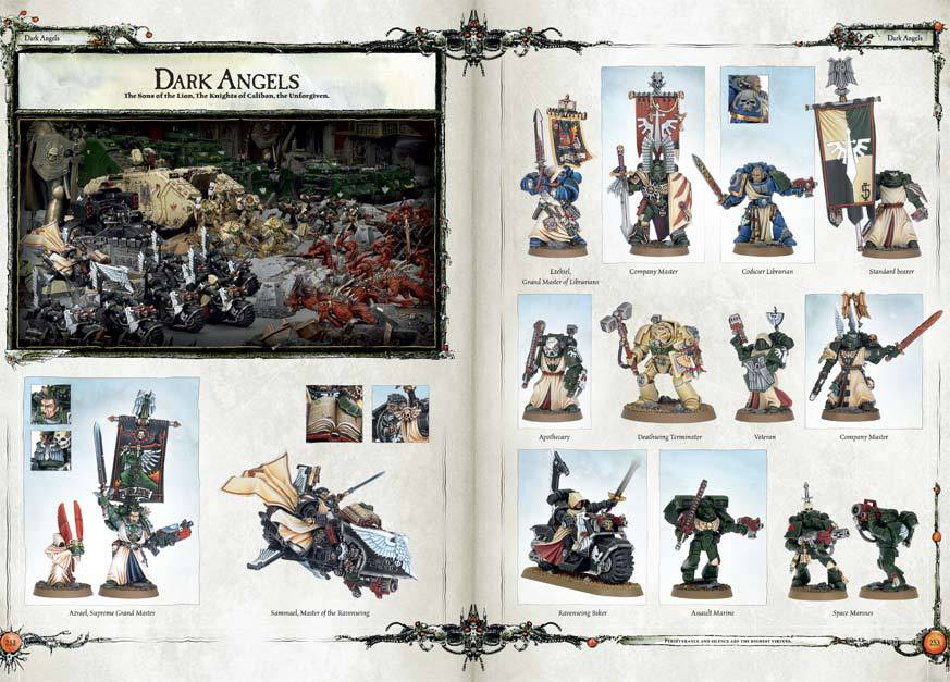 Le Livre de Règles de Warhammer 40,000 - V6 (Topic officiel) 149152W40K4