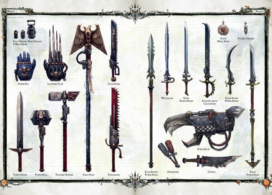 Le Livre de Règles de Warhammer 40,000 - V6 (en précommande) - Sujet locké 149750wakascans1