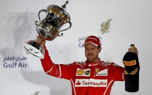 F1 GP de Bahreïn 2017 : victoire Sebastian Vettel 1508432017GPdeBahrensabastianvettel1