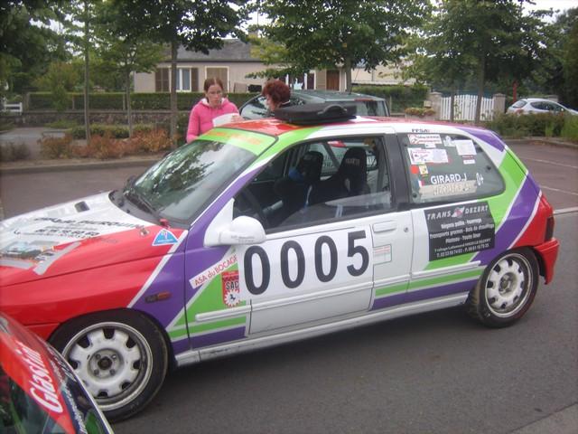 31è Rallye Tessy sur Vire Gouvets 2012 (vérifications techniques)  150893Sep01831
