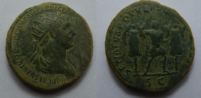 Dupondius de Trajan  151016trajan