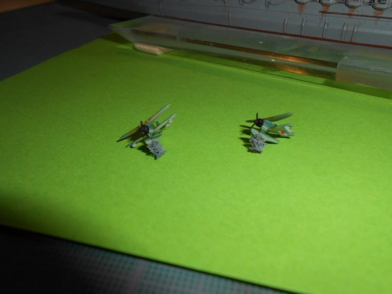 Yamato 1/700 fuji, PE,Pont en bois et babioles - Page 5 151563DSCN6321
