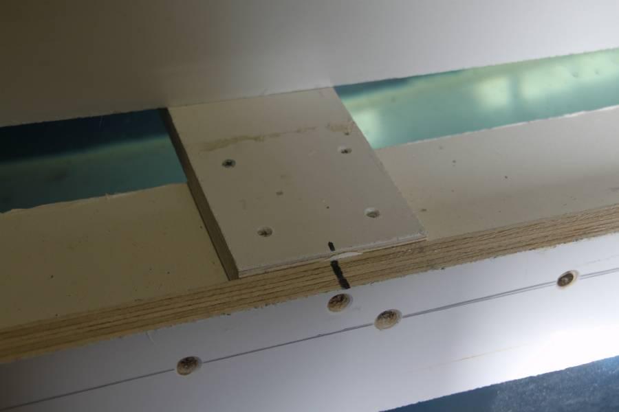 réalisation d'un aquarium en bois de 2000L 152337PXRIMG0030