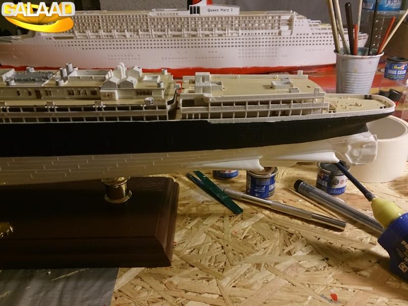 R.M.S Lusitania (Cunard)    1/350 de chez Mr HOBBY 1525515642