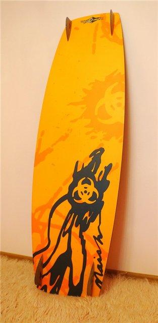 Vends planche Naish Haze 146*42cm en TBE 153158023be76c9e19