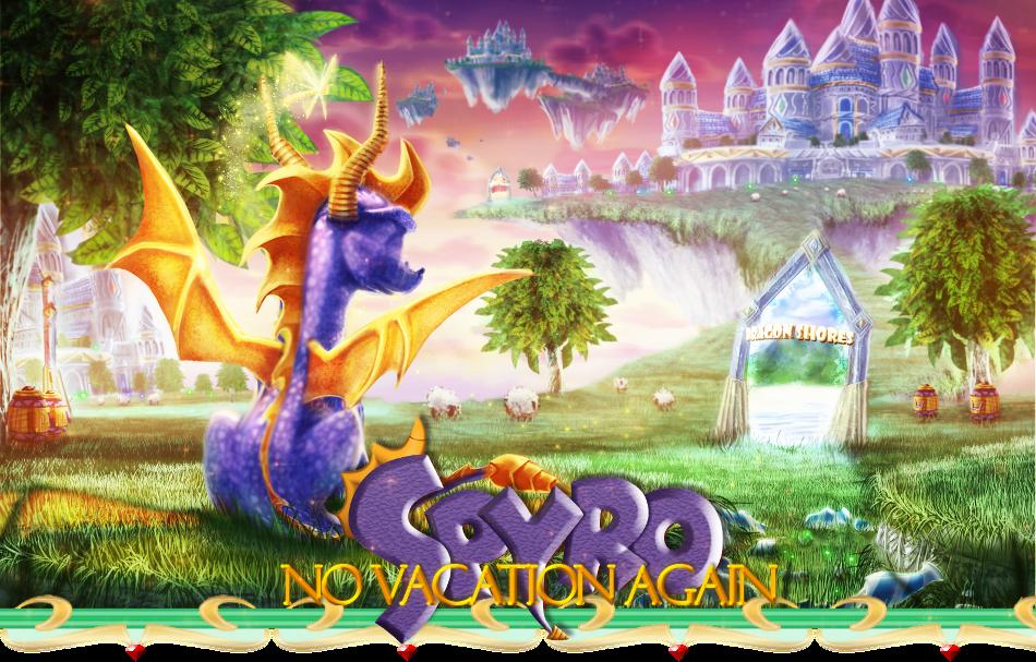 Spyro : No Vacation Again !