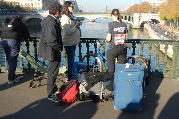 Pliant Helyett à l'Ekiden de PARIS le 1° Novembre 2015 (Fynsek et les Bisouquets) 153583DSCN6786