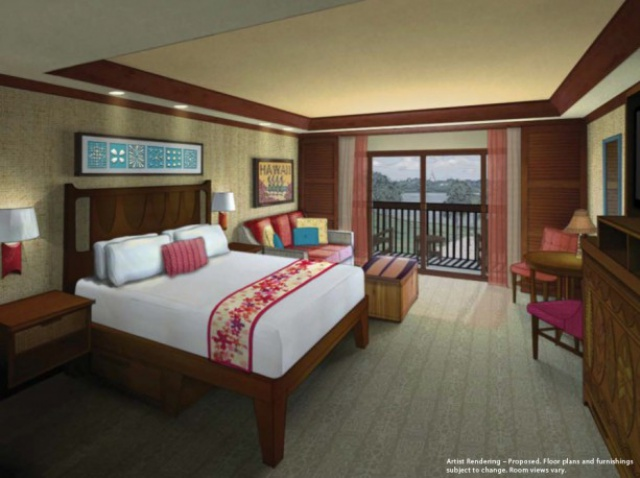 [Disney's Polynesian Village Resort] Relooking de l'hôtel + Disney Vacation Club (2015) - Page 2 154077pol2