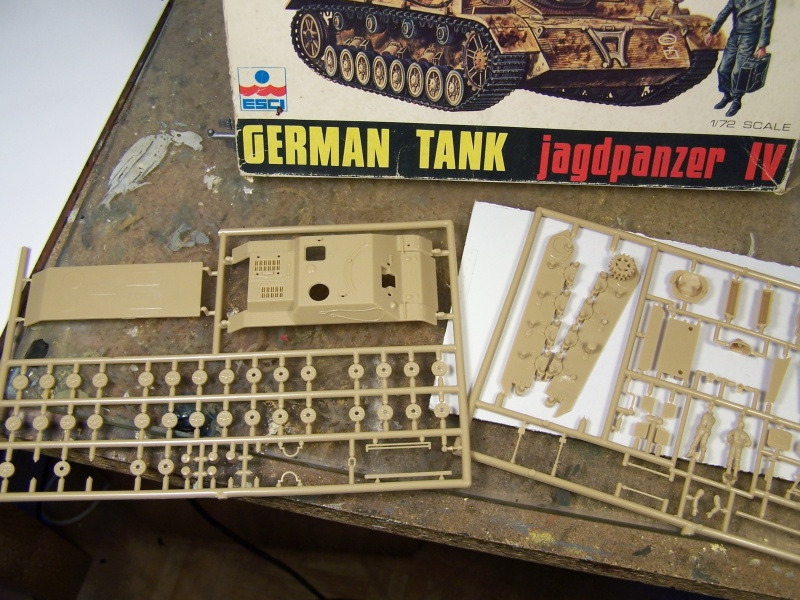 ( Esci 1/72) Jagdpanzer 4 L/70  (Terminé) 1543591005397