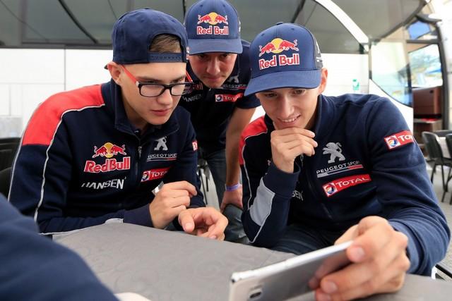 Rallycross - Sébastien Loeb remporte sa première victoire au volant de la PEUGEOT 208 WRX ! 154787wrx201610010264