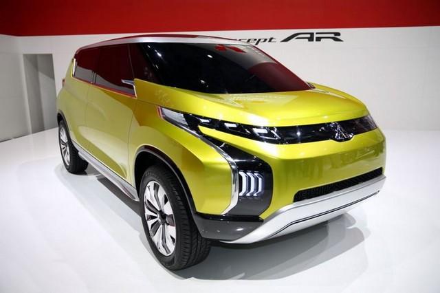 Salon de Genève 2014 : Mitsubishi Concept XR-PHEV 154837MitsubishiConceptAR