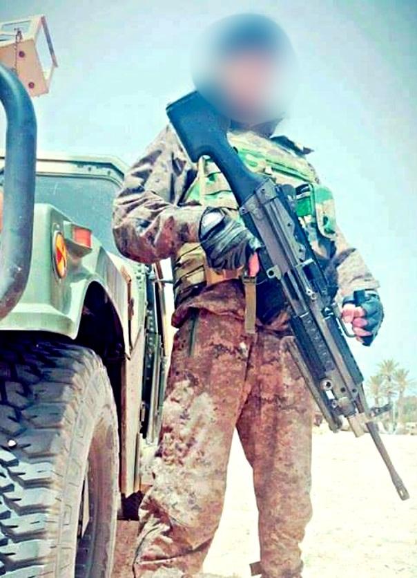 Armée Tunisienne / Tunisian Armed Forces / القوات المسلحة التونسية - Page 3 155297134175191204076919615980392900553633841520n