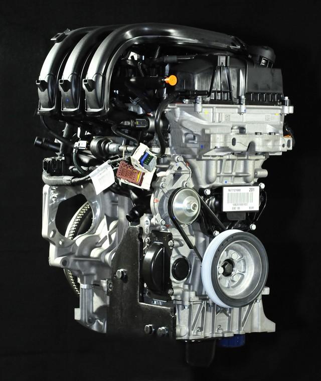 Citroën : L'e-THP130 nouveau moteur essence de la famille PureTech 155492P11144033