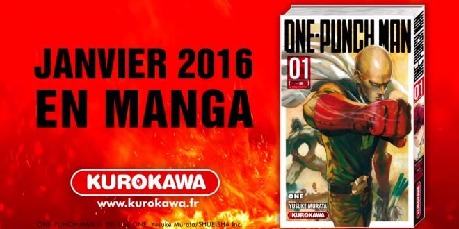 [MANGA/ANIME] One-Punch Man ~ 155578OnePunchManKurokawa2660x330
