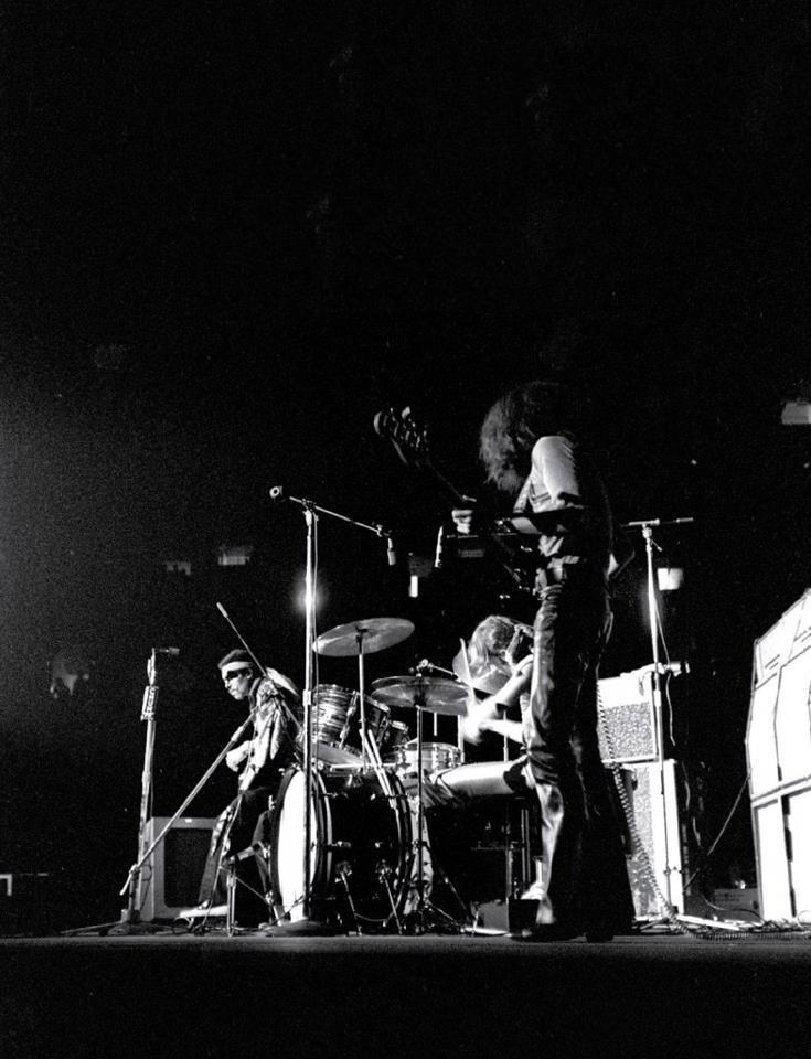 Toronto (Maple Leaf Gardens) : 3 mai 1969  155900Toronto1969