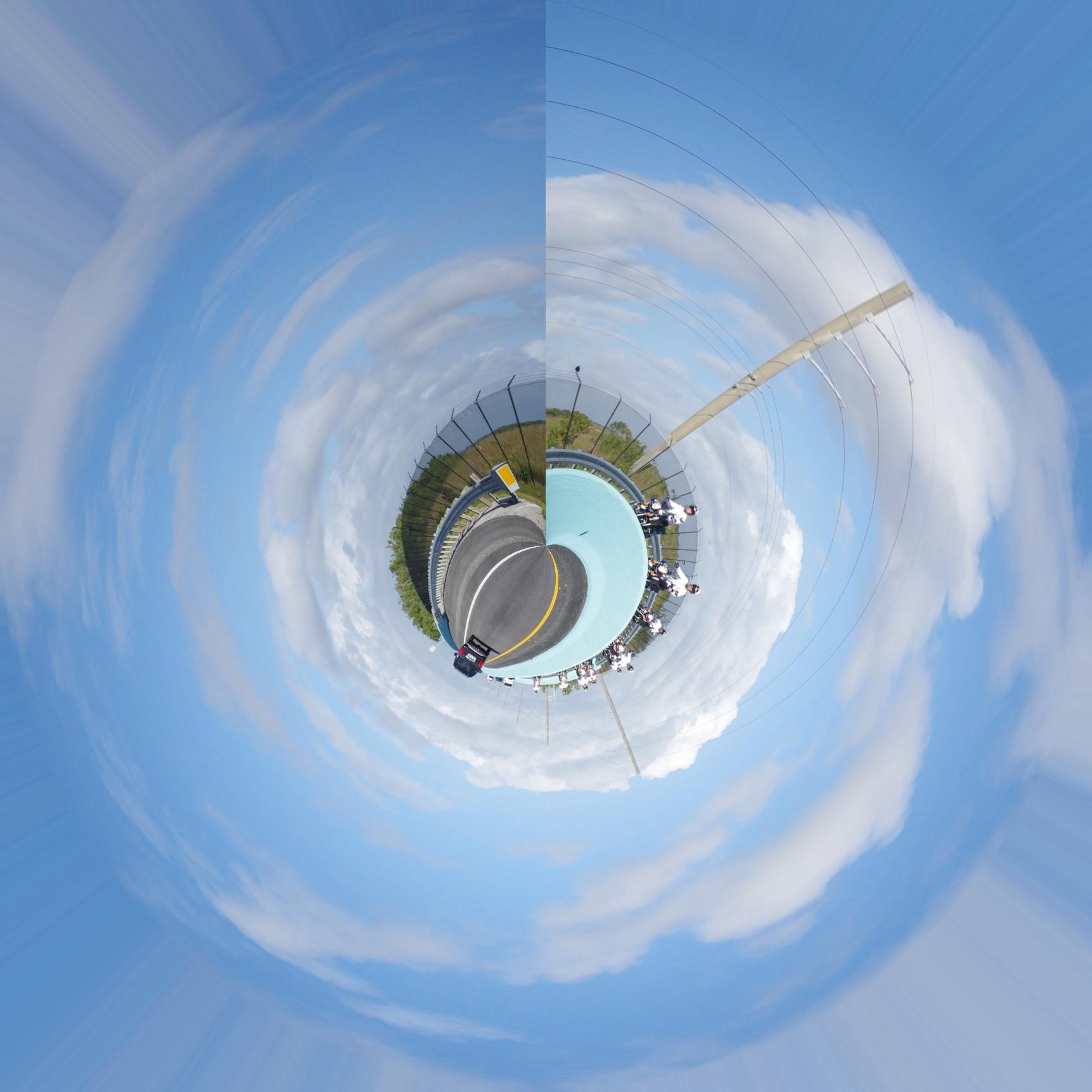 Tuto: créer une planète à partir d'une seule photo (photofiltre+photoshop) 156884tutoplanete6