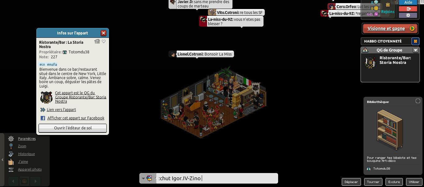 [Lucio] Cosa Nostra : Bar 157154kopdd