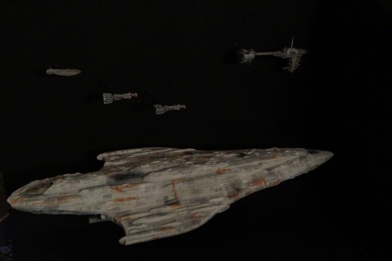 STAR WARS : Diorama Flotte rebelle - Page 5 157788DSC01252