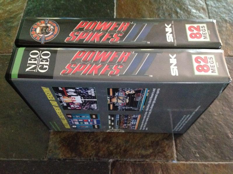 Power Spikes II AES US et Euro officiel release 158010b0160917
