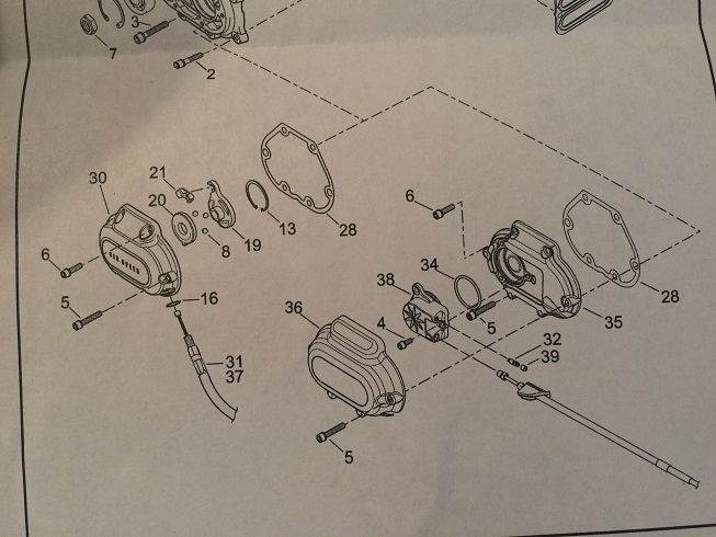 MODIFICATIONS ROAD GLIDE 2015 - Page 5 158763IMG5095