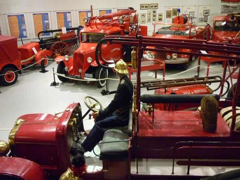 Musée des pompiers de MONTVILLE (76) 159330AGLICORNEROUEN2011067