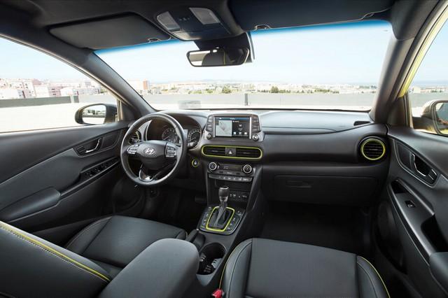 Le nouveau Hyundai Kona est né. Découvrez toutes ses informations 159377allnewkonainterior4