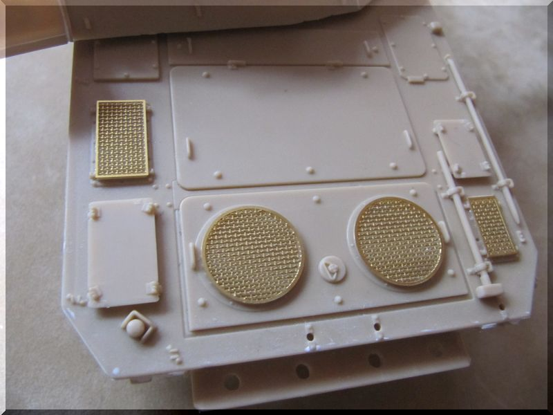 AMX 10 RCR - Tiger Model - 1/35ème - Page 2 160555tourelle5