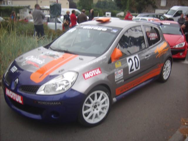 31è Rallye Tessy sur Vire Gouvets 2012 (vérifications techniques)  160741Sep01784