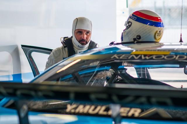 L'équipe Polestar Cyan Racing aligne le quadruple champion du monde WTCC Yvan Muller pour la dernière course de la saison au Qatar 160852217371YvanMullerCyanRacing