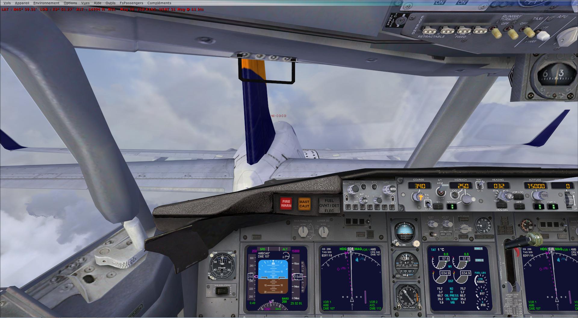 rapport du vol en formation en  737 de LEMD -----LFBG 1610322014111921564976