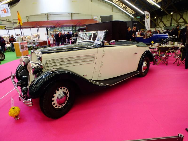 Salon de la voiture de collection à Dijon Versus 2017 ce dimanche 02 Avril 161726DSCF0082