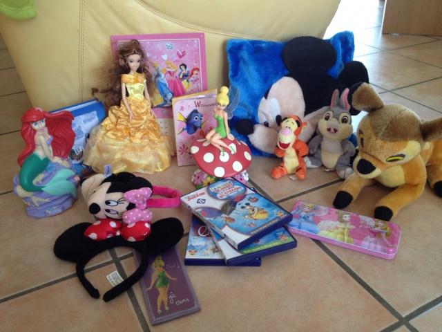 Nos trouvailles Disney dans les vide-greniers - Page 19 161920Trouvaillesdujour