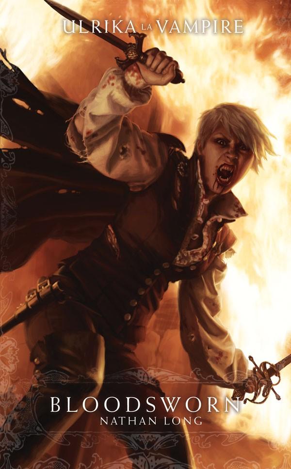 Trilogie Ulrika la Vampire : Bloodborn / Bloodforged / Bloodsworn de Nathan Long 163751FRbloodsworn