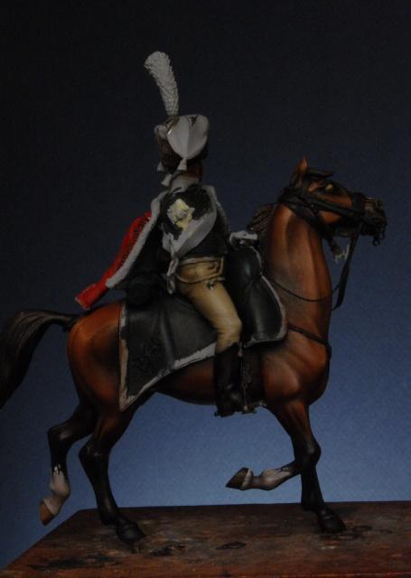 Chasseur a cheval GI - le travail de le vacance 163831coco0058