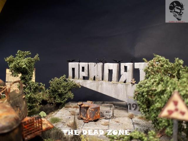 The dead zone - Zil 151 - 1/35 Zvezda - Page 2 16410820170429091509