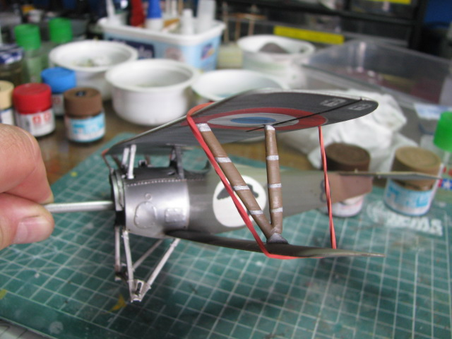 Nieuport 24 Roden 1/32 - Page 2 164349IMG2466