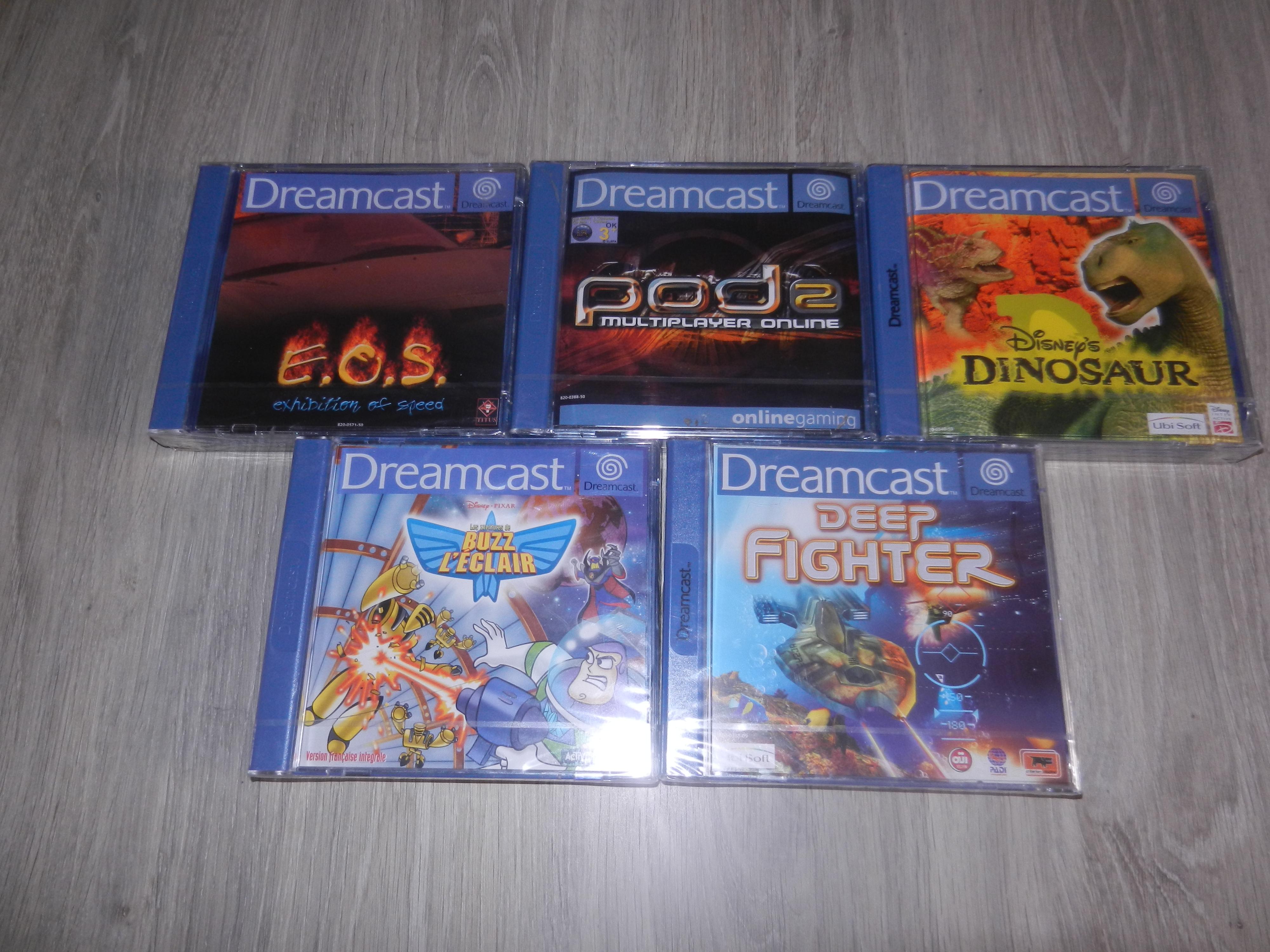 [OK] Fullset Dreamcast PAL FR sous BLISTER : TERMINE au 12/12/16 164444DSCN2442