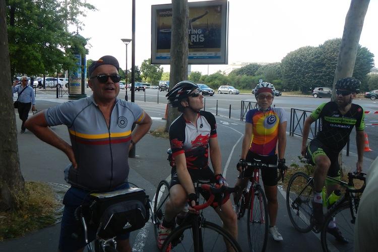 Dernière étape du Tour de France CHANTILLY  PARIS le 24 juillet 2016 165115DSCN3459