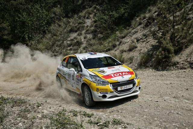 Une Saison 2018 Excitante En 208 Rally Cup Avec Peugeot Sport ! 1659975a17217567b33