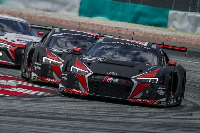 Audi produit la 200ème R8 LMS  166623A160956medium