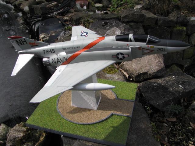 Résurrection Phantom F-4J: From Trash to Gate Watcher 166821IMG8853