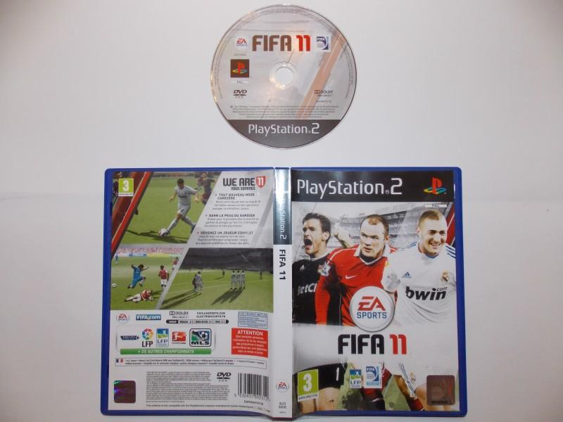 Fifa 11 167178Playstation2Fifa11
