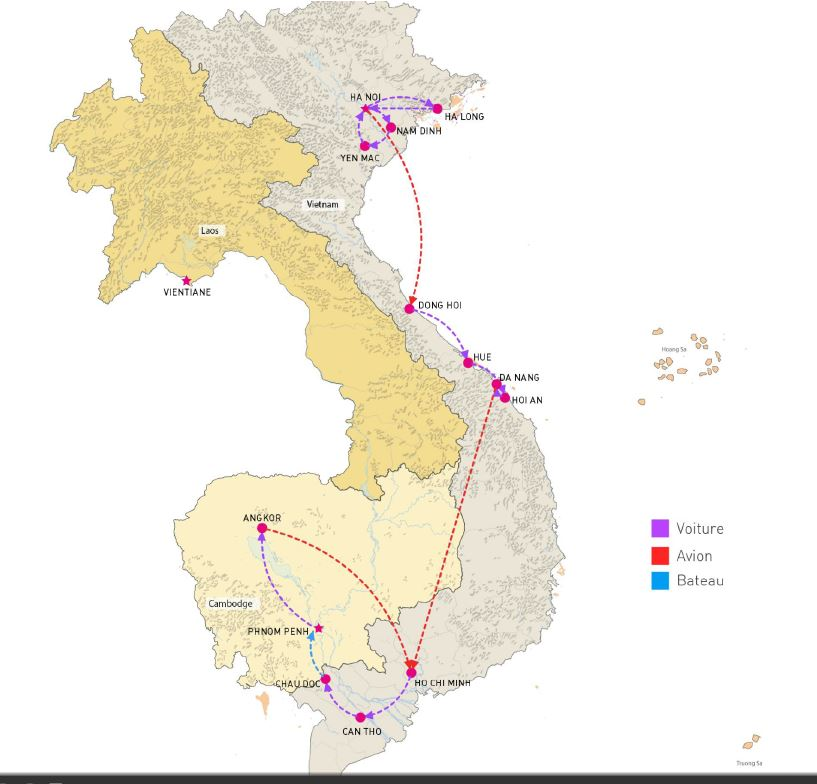 Vacances prochaines 167905VN2016