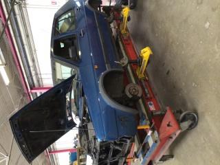 """Golf 2 1l6 TD 80 Accidenté en """" réparation""""  170226IMG1075"""