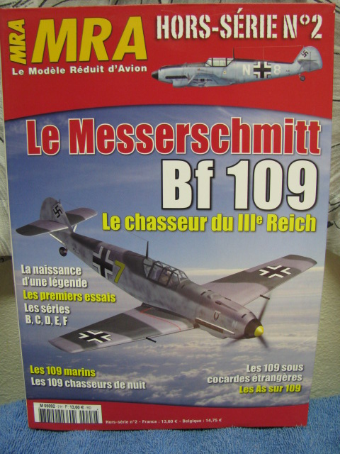 Bf-109 F-4 Trumpetter 1/24 170509IMG7616