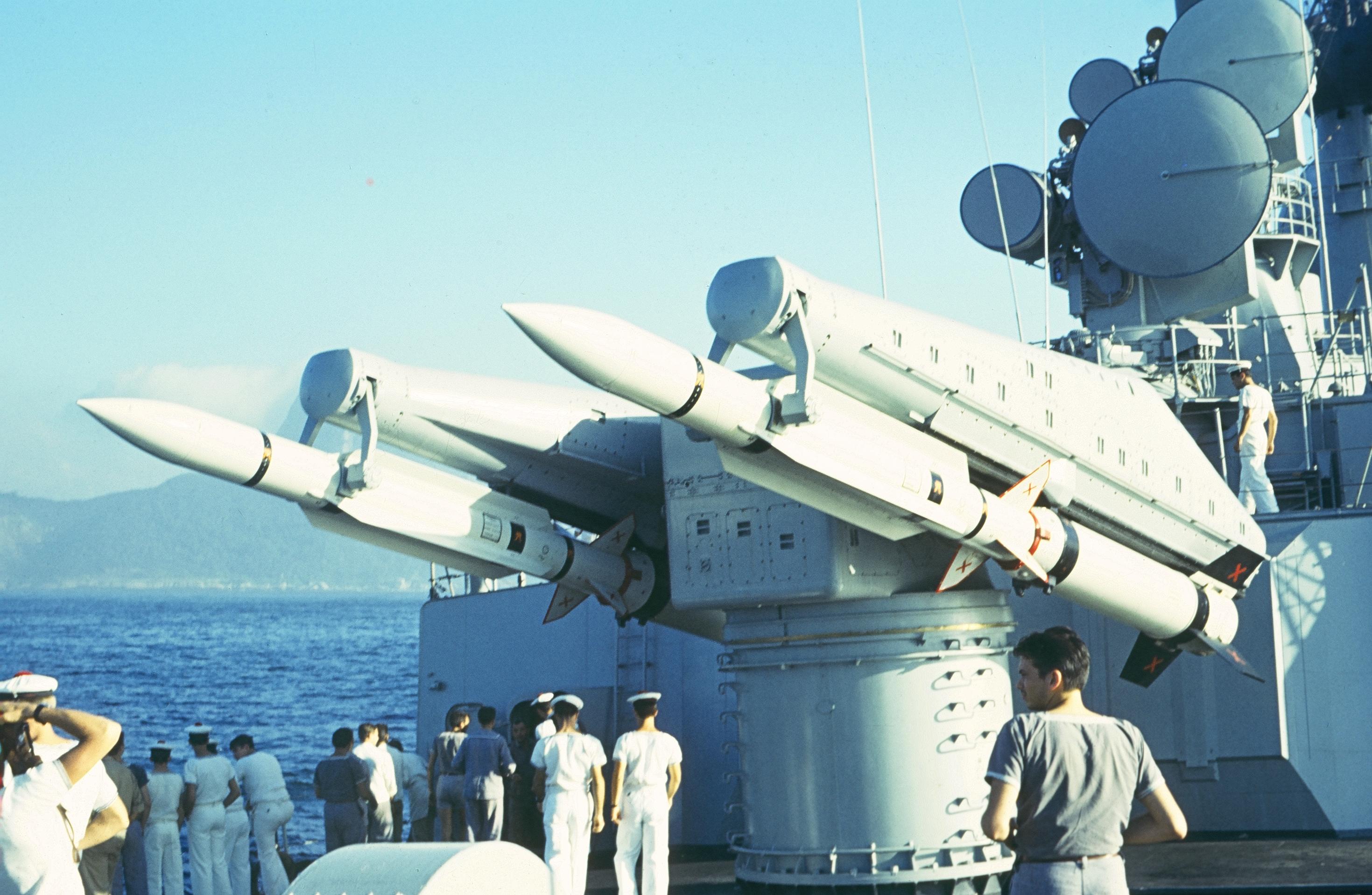 [ Les armements dans la Marine ] Missile MASURCA - Page 2 17103165790043