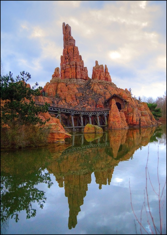 Photos de Disneyland Paris en HDR (High Dynamic Range) ! 171183BTMDCPTESTHDR1
