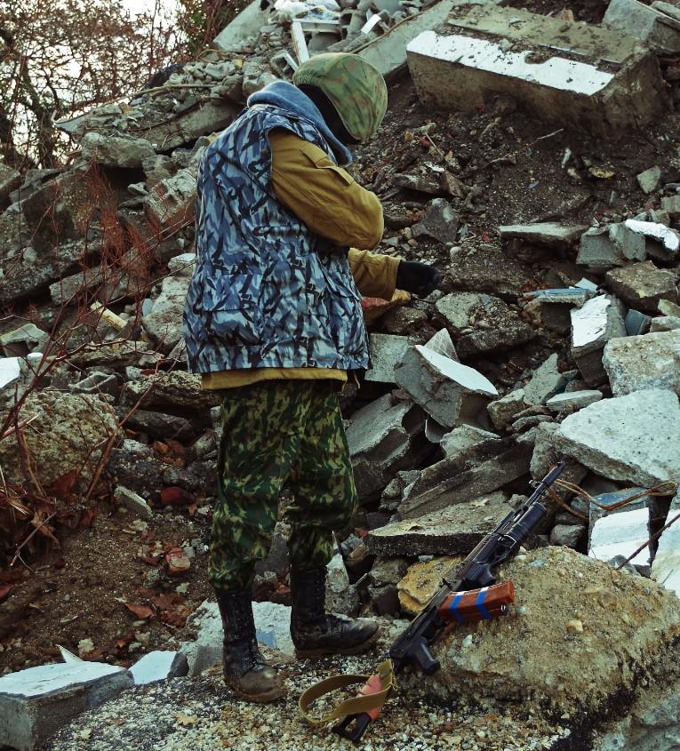 Soldat du MVD, 1st Chechnya conflict 17162220131222190611